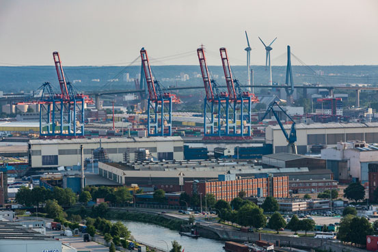 7 busiest ports in the world